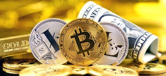 Krypto-Marktbericht: Bitcoin, Ether & Co: So schlagen sich die Kryptowährungen | Nachricht | finanzen.net