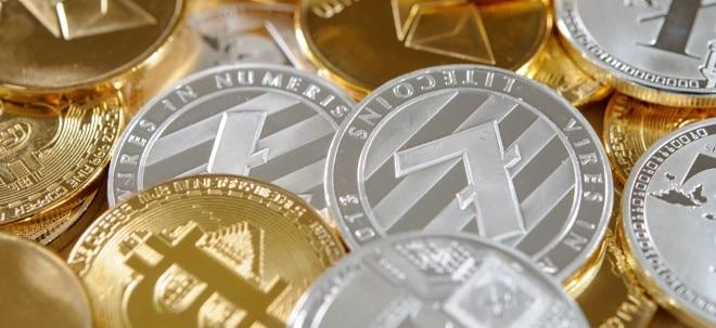 So bewegen sich die Kurse von Bitcoin, Litecoin, Bitcoin Cash und Ethereum heute