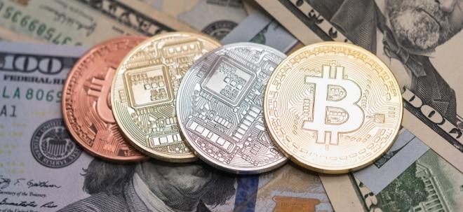 Krypto-Marktbericht: So entwickeln sich Bitcoin & Co. vor dem Wochenende | Nachricht | finanzen.net