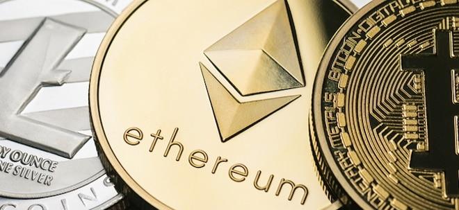 Bitcoin, Ethereum, Litecoin Co.: Wie sich die Kryptokurse vor dem Wochenende entwickeln
