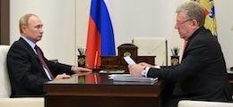 Лавров объявил о введении санкций против руководства Франции и Германии