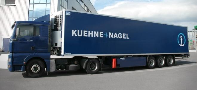 Erfolg verbucht: Kühne + Nagel erhält Auftrag für Logistik des Moderna-Corona-Impfstoffs - Aktie gewinnt | Nachricht | finanzen.net