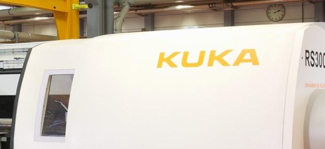 Umsatz geht zurück: KUKA steigert Gewinn durch Bilanzeffekt | Nachricht | finanzen.net