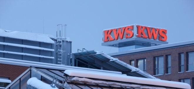 Umsatzrückgang: KWS-Aktie im Minus: KWS Saat ringt mit starkem Euro - Prognose bestätigt | Nachricht | finanzen.net