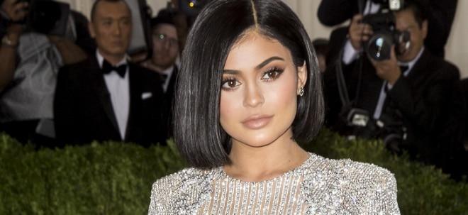 Coty kauft für 600 Millionen Dollar Kosmetik-Firma von Kylie Jenner