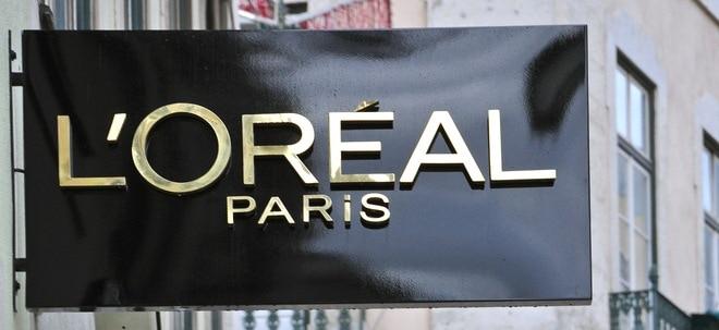 Daumen gesenkt: Credit Suisse senkt L'Oréal auf 'Underperform' - Aktie tiefer | Nachricht | finanzen.net