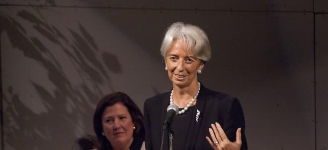 Pandemiekaufprogramm: EZB-Präsidentin Lagarde: Beendigung PEPP Ende März 2022 keine ausgemachte Sache | Nachricht | finanzen.net