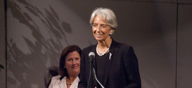 Draghi-Nachfolgerin: Finanzminister nominieren Lagarde offiziell für EZB-Spitze | Nachricht | finanzen.net