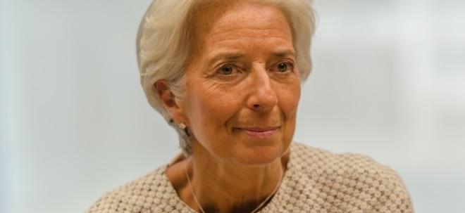 Einsatz aller Hebel: Lagarde: EZB setzt effektivste, proportionalste Instrumente ein | Nachricht | finanzen.net