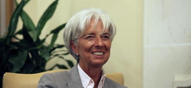 Draghi-nachfolge: EU-Parlament stimmt für bisherige IWF-Chefin Lagarde an EZB-Spitze | Nachricht | finanzen.net