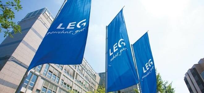 Geld für neue Immobilien: LEG-Aktie verliert: LEG erlöst mit neuen Aktien und Wandelanleihen 823 Millionen Euro | Nachricht | finanzen.net