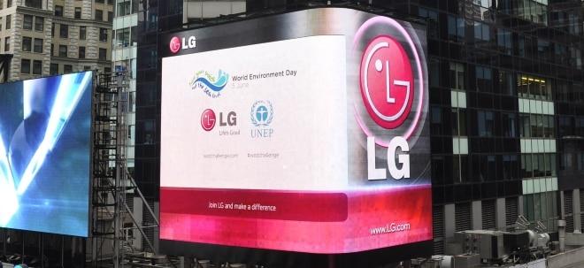 Schleppende Nachfrage: LG verharrt beim Smartphone-Geschäft in der Verlustzone | Nachricht | finanzen.net