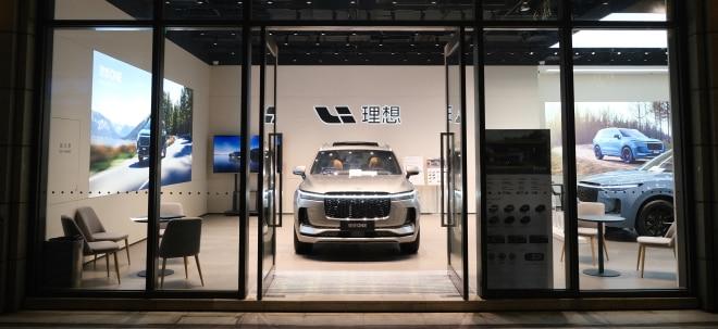 Schwieriges Umfeld: Tesla-Rivale Li Auto streicht Auslieferungsprognose für das dritte Quartal zusammen | Nachricht | finanzen.net
