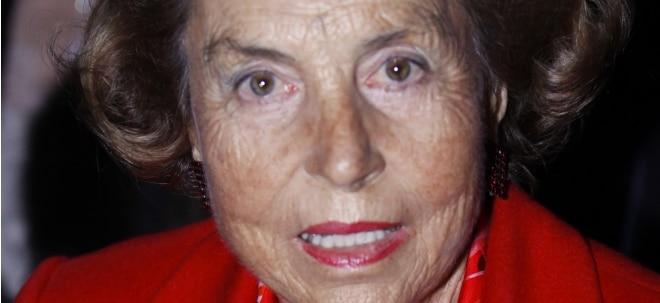 Reichste der Reichen: Liliane Bettencourt: Die reichste Frau der Welt stirbt mit 94 Jahren   Nachricht   finanzen.net
