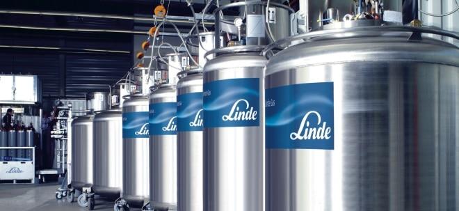 Operativer Gewinn steigt: Starker Euro drückt auf Linde-Umsatz - Praxair-Fusion weiter im Plan - Aktie steigt