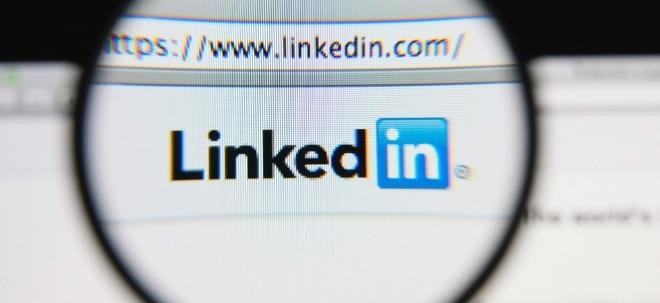Umsatz steigt: LinkedIn erwirtschaftet mehr Gewinn | Nachricht | finanzen.net