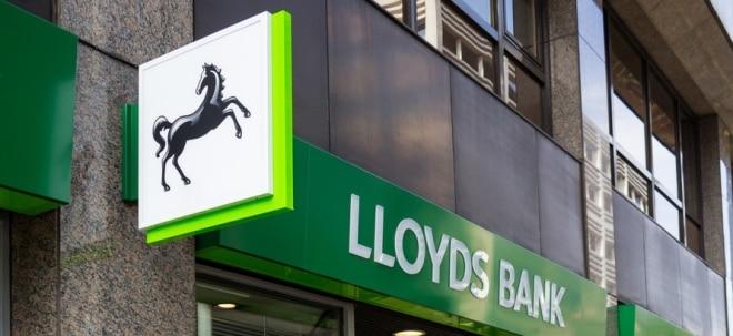 """""""Höchst unsicherer Ausblick"""": Lloyds-Aktie bricht zweistellig ein: Lloyds unerwartet in den roten Zahlen   Nachricht   finanzen.net"""