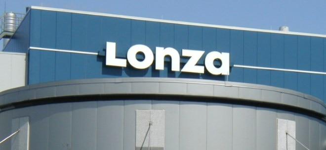 Wachstum: Lonza stellt mehr Mitarbeiter ein - Kapazitäten werden erhöht - Lonza-Aktie legt zu | Nachricht | finanzen.net