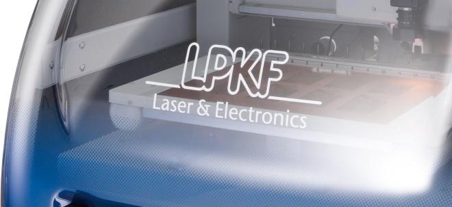Euro am Sonntag-Aktien-Check: LPKF Laser: Effizient gearbeitet | Nachricht | finanzen.net