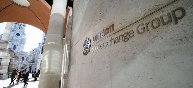 Betriebsgewinn verdoppelt: LSE-Aktie deutlich fester: London Stock Exchange profitiert vom Börsenboom | Nachricht | finanzen.net