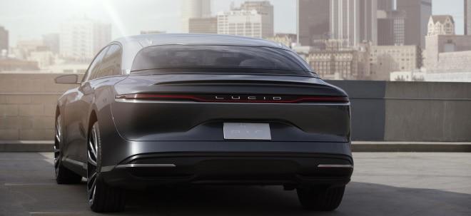 Tesla erhält Konkurrenz: Das Debüt-Datum des neuen Lucid Air steht fest