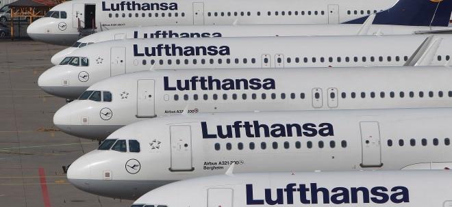 Lufthansa Aktie Aktuell Lufthansa Verbilligt Sich