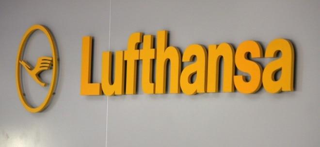 Lufthansa Aktie Aktuell Lufthansa Gewinnt An Boden
