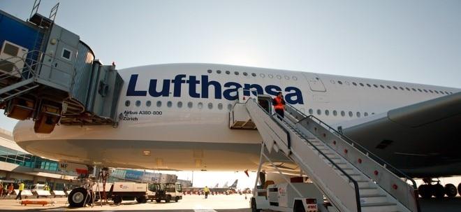 Lufthansa Aktie Aktuell Lufthansa Gewinnt Kraftig