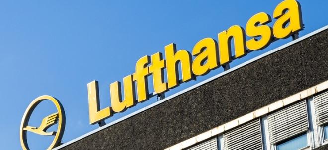 Lufthansa Aktie Aktuell Bullen Treiben Lufthansa An