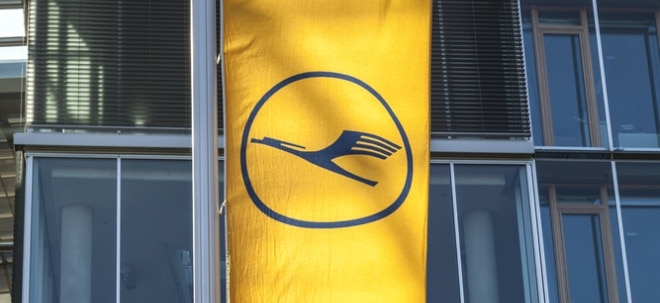 Trading Idee Deutsche Lufthansa: Zu früh gefreut