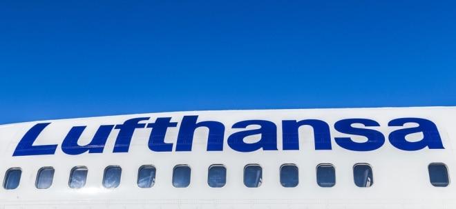 Kritik an Spohr: Lufthansa-Aktie letztlich leichter: Lufthansa-Großaktionär Thiele stockt auf 15 Prozent auf | Nachricht | finanzen.net