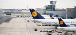 Frachtgeschäft schwächelt: Lufthansa: Weniger Fluggäste, aber vollere Maschinen im Januar | Nachricht | finanzen.net