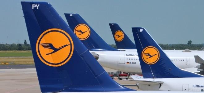 Lufthansa befördert im September rund 14 Millionen Fluggäste - Lufthansa-Aktie im Plus