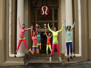 : Gap is coming straight for Lululemon with $100 workout pants for men (GPS)