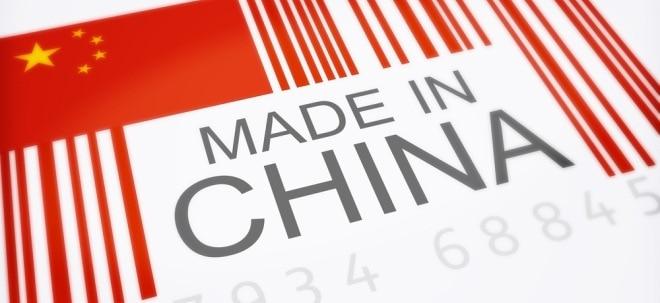 Außenhandelsplus: Chinas Exporte wachsen sprunghaft um 30 Prozent - Globale Erholung | Nachricht | finanzen.net