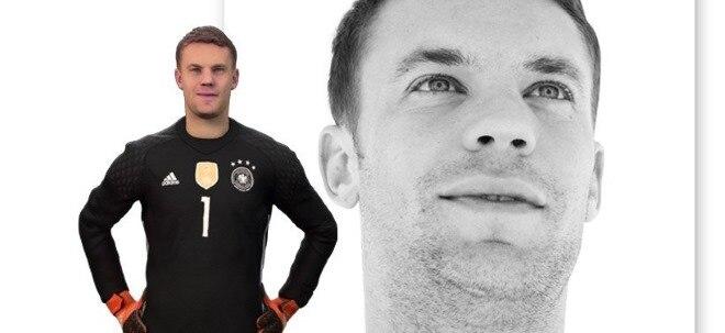 Nationalspieler für zuhause: Gewinnen Sie zur EM 2016 mit Staramba und finanzen.net eine 3D-Figur von Manuel Neuer | Nachricht | finanzen.net
