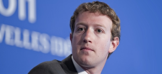 Eigenes Scheitern: Facebook-CEO Mark Zuckerberg räumt seinen größten Fehler ein | Nachricht | finanzen.net
