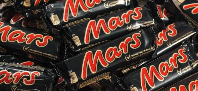 Nachhaltigkeitsziele gesetzt: Schokoriegel-Produzent Mars geht weiteren Schritt, um Abholzung zu verhindern | Nachricht | finanzen.net