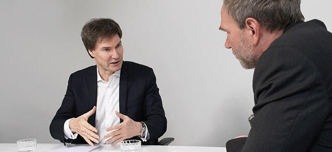 """€uro Magazin-Exklusiv: Carsten Maschmeyer: """"Mein Analyseobjekt ist der Mensch""""   Nachricht   finanzen.net"""