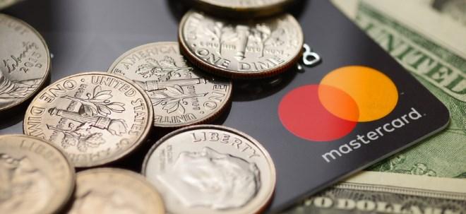 Viele Unsicherheiten: Coronavirus belastet: MasterCard mit Umsatzwarnung - Aktie nachbörslich schwach