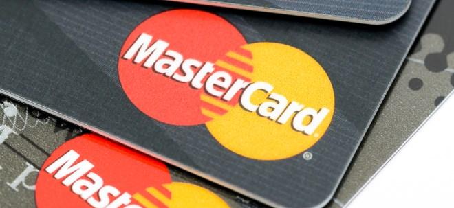 Pandemie: MasterCard-Aktie dennoch fester: Deutlicher Gewinnrückgang | Nachricht | finanzen.net