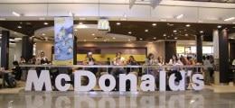 Besser als erwartet: McDonald's legt im Weihnachtsquartal zu   Nachricht   finanzen.net