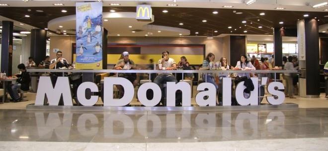 Franchisegebühren: McDonald's greift Restaurantbetreibern in Deutschland unter die Arme | Nachricht | finanzen.net