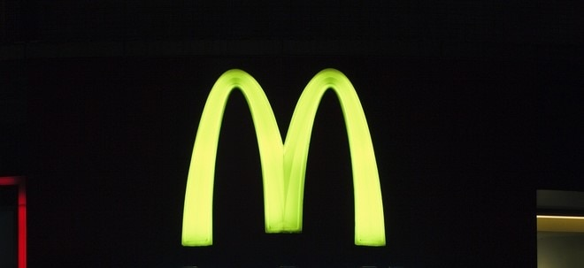 Vor Quartalsbilanz: Ausblick: McDonalds öffnet die Bücher zum abgelaufenen Quartal | Nachricht | finanzen.net