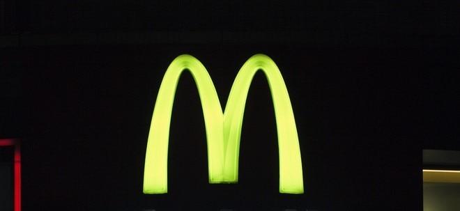 McDonald's-Chef macht nach Abgang Kasse