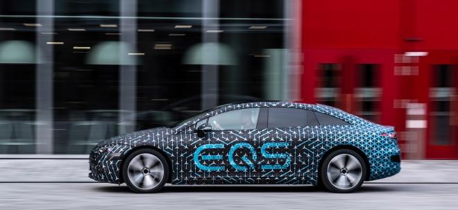 """Konkurrenzkampf: UBS: Dieser neue """"Tesla-Fighter"""" von Mercedes schlägt den Model S in zwei wichtigen Punkten   Nachricht   finanzen.net"""