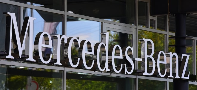 Zum 1. September: Daimler-Aktie im Plus: Mercedes verliert CTO Sajjad Khan   Nachricht   finanzen.net