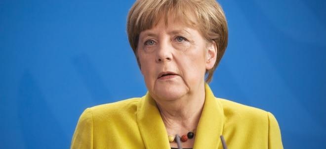 Corona-Pandemie: Merkel wird sich anscheinend am Freitag mit AstraZeneca impfen lassen | Nachricht | finanzen.net