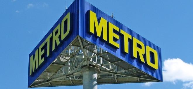 Gewinner im MDAX: METRO-Aktie steigt - Investor offenbar an mehr Aktien interessiert | Nachricht | finanzen.net