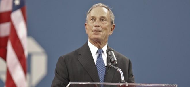 Die richtigen Ziele: Starinvestor Buffett für Bloomberg als US-Präsident   Nachricht   finanzen.net